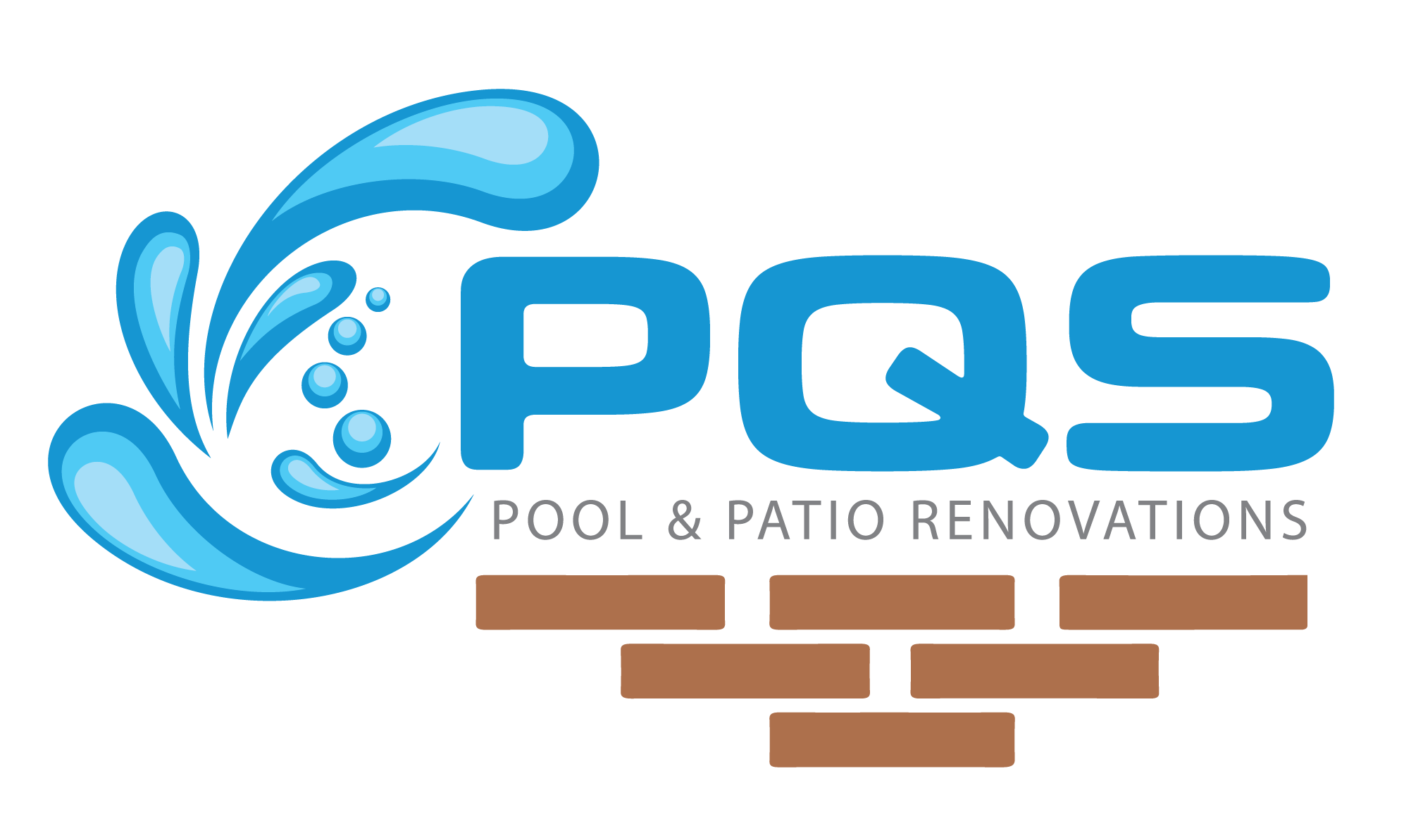 logo- PQS Pool & Patio Renovations